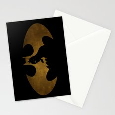 The dark man Stationery Cards