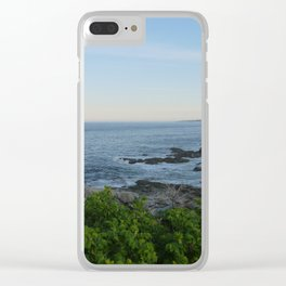 Evening at the Coast Clear iPhone Case