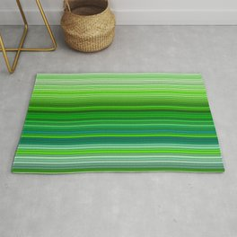 50 Shades of GREEN - Living Hell Rug