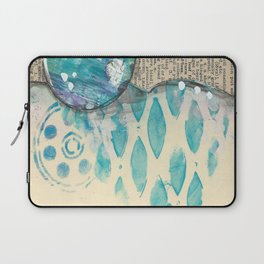 Sand And Sea Laptop Sleeve