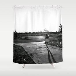 Joplin, MS 2011 - F5 Shower Curtain