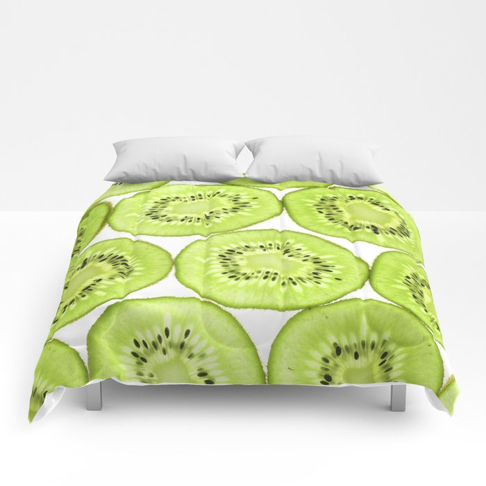 Kiwi Pattern Comforters