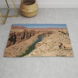 Colorado_River - Marble_Canyon, AZ Rug