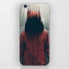 Face into the Abyss iPhone Skin