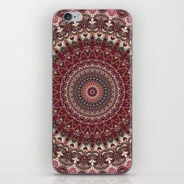 Mediterranean Boho Kaleidoscope iPhone Skin