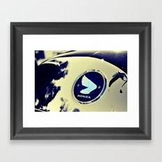 Honda Framed Art Print