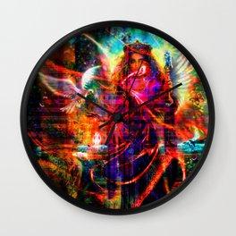 """"""" Paloma """"  Wall Clock"""