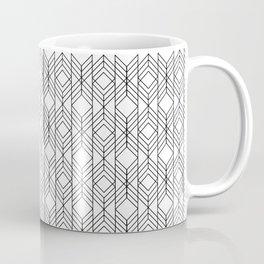 Art Deco Geometry 4 Coffee Mug