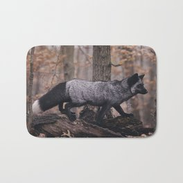 Silver Fox Bath Mat