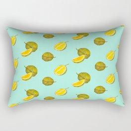 Durian II - Singapore Tropical Fruits Series Rectangular Pillow