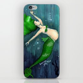 Emerald (May) iPhone Skin