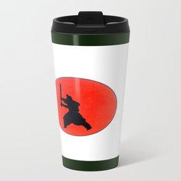 Japanese Bushido Way Of The Warrior Travel Mug