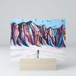 Solo Stoke Mini Art Print