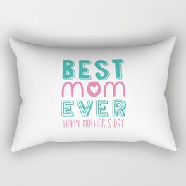 Happy Mothers  Day Rectangular Pillow