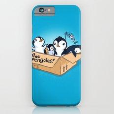 Free Penguins! iPhone 6s Slim Case