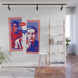 Two Tone Army Wall Mural