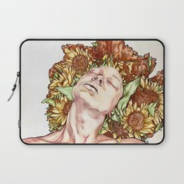 SHE of the Sun Laptop Sleeve