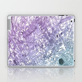Marker Scratch Laptop & iPad Skin