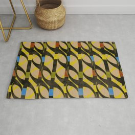 Partition of Water Rug