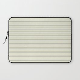 Benjamin Moore 2019 Color of the Year 2019 Metropolitan Light Gray on Lemon Chiffon Pale Pastel Yell Laptop Sleeve