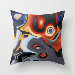 Toucan's Soul Throw Pillow