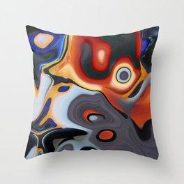 Toucan's Soul Throw Pillow