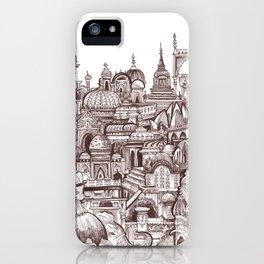 Jaipur, India iPhone Case
