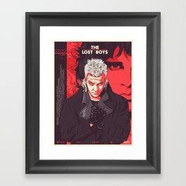 T. L. B. 01 Framed Art Print