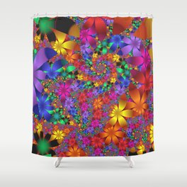for leggins and more -12- Shower Curtain