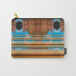 kaleidoscope sunset Carry-All Pouch