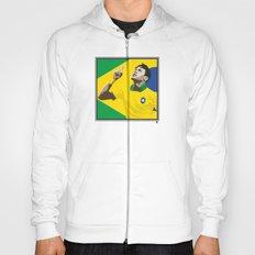 Neymar Brasil 2 Hoody