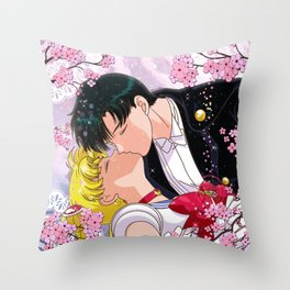 Eternal Kiss Throw Pillow
