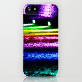 True colours iPhone Case