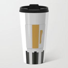 Lightsaber Sticker Travel Mug