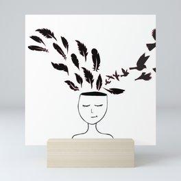 Letting Go Mini Art Print