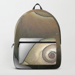 Moon Shell Cosmos Backpack
