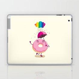 Color Sugar Rain Laptop & iPad Skin