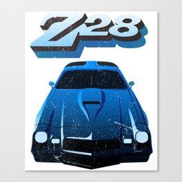 1979 Camaro Z28 Canvas Print