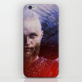 I am not afraid iPhone Skin