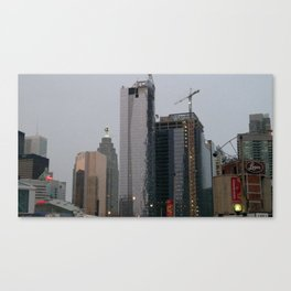 City of Toronto By Daylight Canvas Print