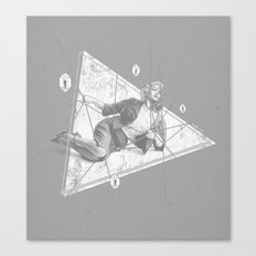 The Widow Trap Canvas Print