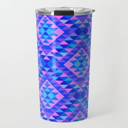 KILIM NO. 8 IN COOL MULTI Travel Mug