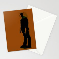 The Monster Is Loose! Stationery Cards