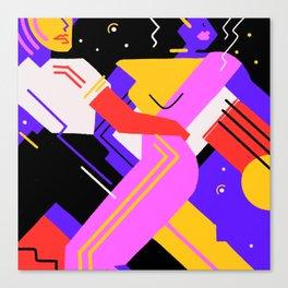 Hypnotic Tango Canvas Print