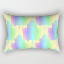 Pastel Nature Rectangular Pillow