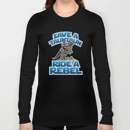 Save A TaunTaun Long Sleeve T-shirt