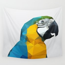 Geo - Parrot Wall Tapestry