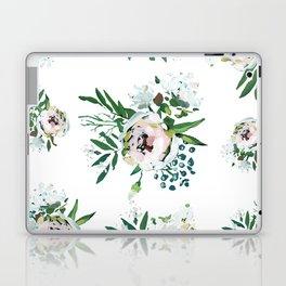 Blush Floral Laptop & iPad Skin