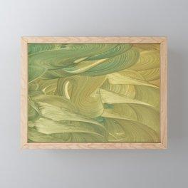 Saule Framed Mini Art Print