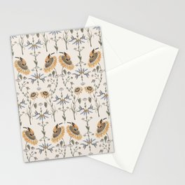 Goldfinch & Hummingbird Stationery Cards